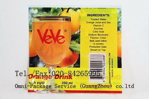 China 13 Colors Gravure Printing PVC Shrink Label OEM / ODM , Bottle Wrap Labels supplier