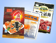 China PET / AL / PE Plastic Food Packaging Bags with 13 Colors Gravure Printing factory