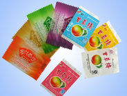 China Disposable Food Grade Packaging Bag, Custom Flexible Snack Packaging Bags With Hang Hole distributor