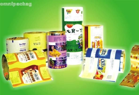 LLDPE Plastic Food Wrap Film for Medicine and Daily Chemical Industry